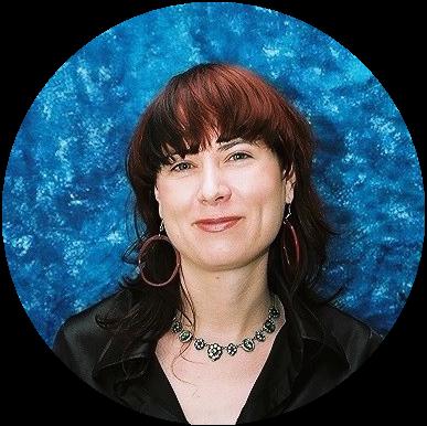 Photograph of Annette Hübschle